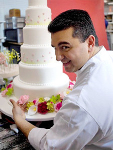 The Cake Boss from TLC