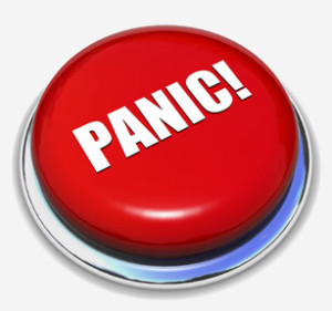 Big Red Panic Button