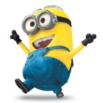 Picture of a minion