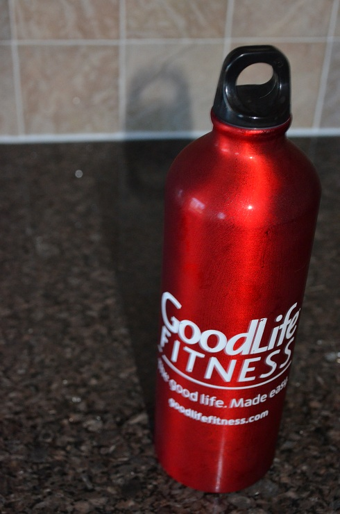 Goodlife Fitness Water Bottle
