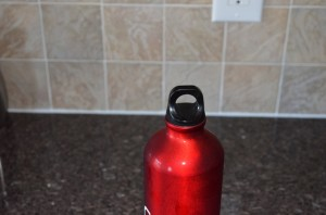 GoodLife Fitness Water Bottle Cover