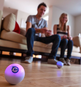 Sphero on the loose