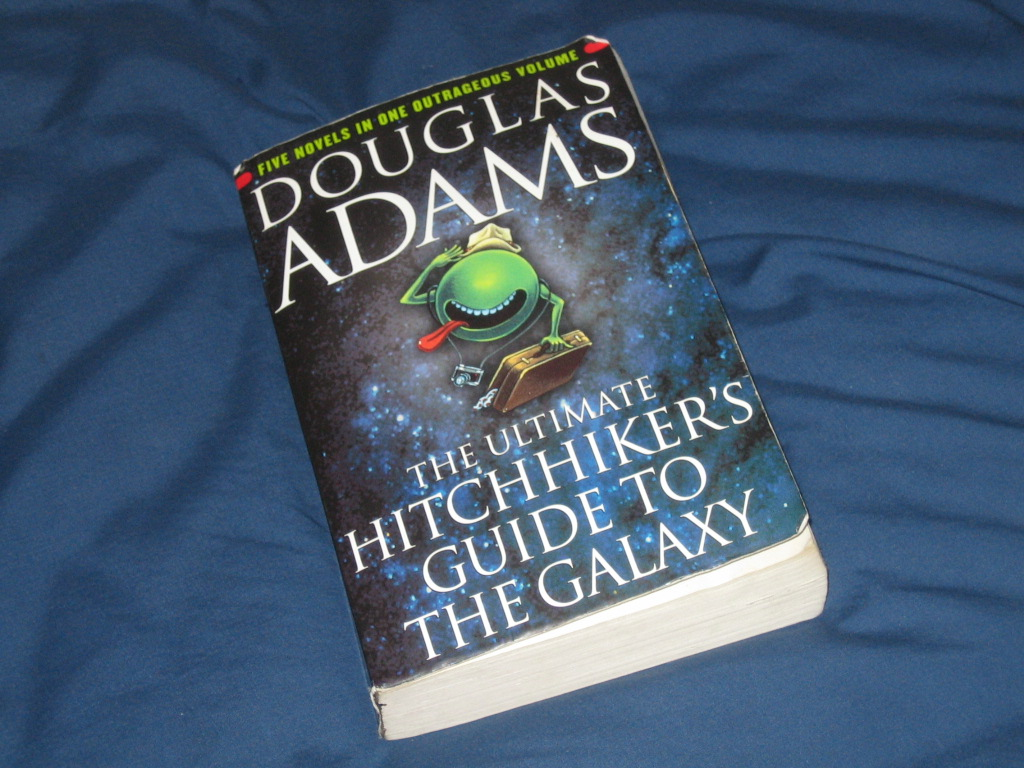 the hitchikers guide to the galaxy essay