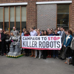 Campaign to stop killer robots!