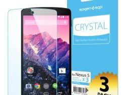 Best smelling Google Nexus 5 screen protector