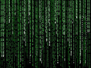 That Green Matrix Mumbo Jumbo