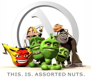To conquer the world... Just go nuts!