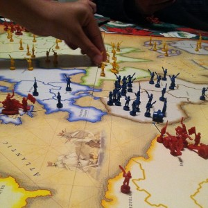 Risk World Domination