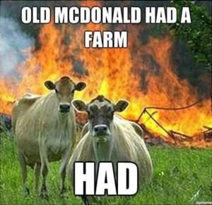 old mcdonald had a farm. had.